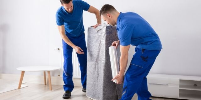 Choose Professional Local Movers